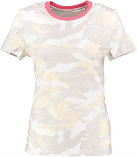Tommy Hilfiger Camouflage t-Shirt Aus Bio-Baumwolle Größe M