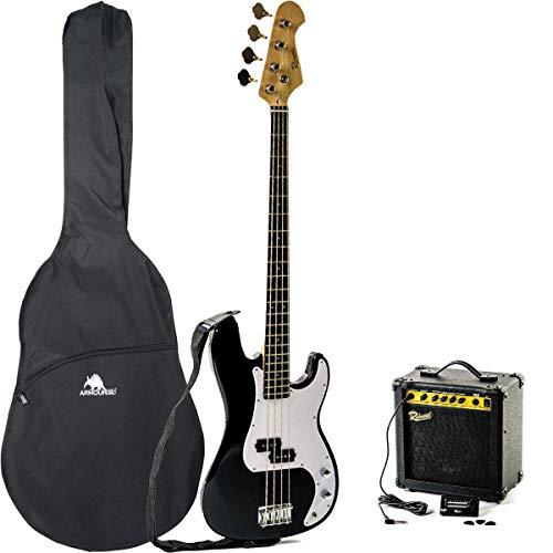 Redwood RB5 Electric Bass Guitar...
