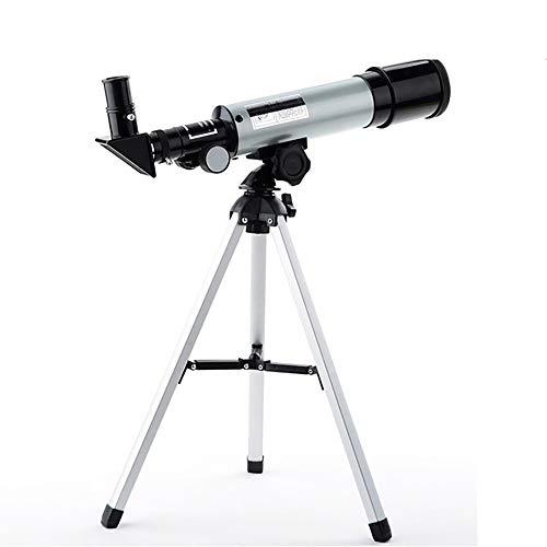 FGKING Telescope,90x50mm Astronomischer Refraktor-Teleskor Telescope-Refraktor für Anfänger und...