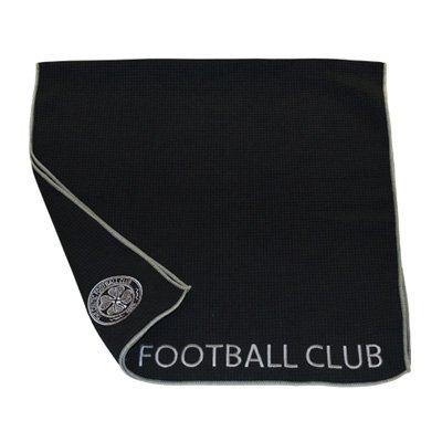 Celtic-FC-Official-Product-Golf-Aqua-Lock-Large-Microfibre-Towel-Caddy-New