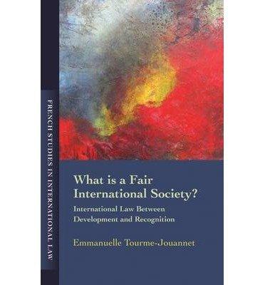What is a Fair International Society?