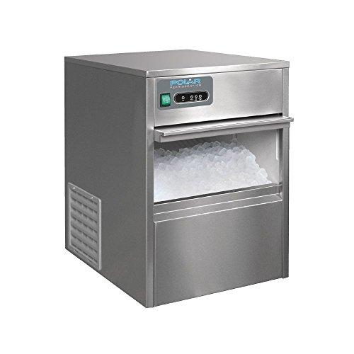 Machine À Glaçons Dessous De Comptoir 20Kg Polar....