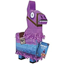 Toy Partner- Fortnite La La piñata de la Llama, Color Rosa/Azul/