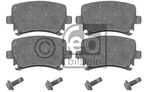 Febi Bilstein 16540-4 pastiglie freno posteriori