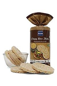 Haim Wholegrain Brown Rice Cakes Pack of 2 (15 Rice Cakes/Packet)