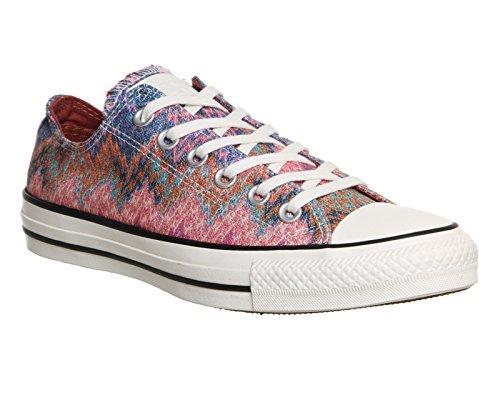 Converse Chuck Taylor All Star Ox, Unisex-Erwachsene Sneaker bunt