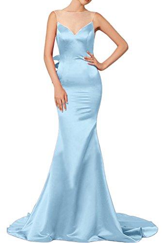 Promgirl House - Robe - Crayon - Femme bleu ciel