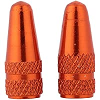 Beautyrain 1Pcs Bullet Spike Wheel Air Valve Stems Cap Bicycle Protector Cover Parts For MTB BMX Mountain Bike Cycling Gift