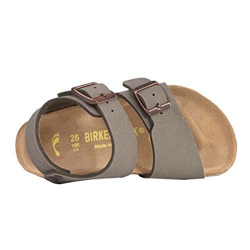 Birkenstock New York Stone Youths Sandals Marron