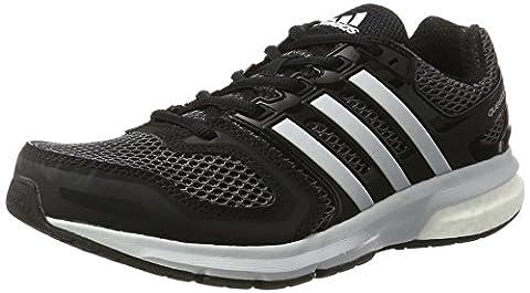 adidas Herren Questar Laufschuhe, Schwarz (Core Blackftwr Whitegranite), 46