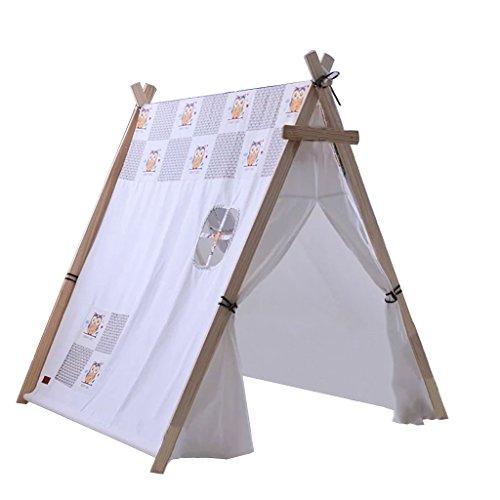 GXju-Folding tent Chang-dq Schloss-Zelt, Spiel-Haus-Jungen und Mädchen-Innenkinderbett-Spiel-Haus-Kind-Dekorations-Zelt-Baby-Spielzeug-Raum 130 * 100 * 130CM Haushaltszelt (Farbe : C) (Für Raum Baby-mädchen-dekorationen)