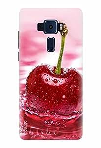 Noise Designer Printed Case / Cover for ASUS ZENFONE 3 ZE520KL 5.2 Inch screen size / Graffiti & Illustrations / Q Cherry