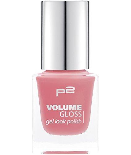 p2 cosmetics Volume Gloss Gel Look Polish 540, 3er Pack (3 x 12 ml)