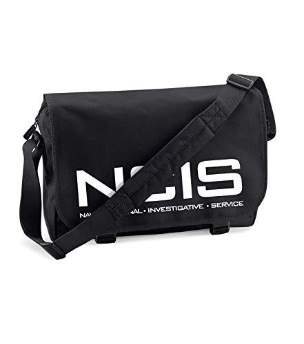 (Tasche Messenger Bag NCIS Schwarz)