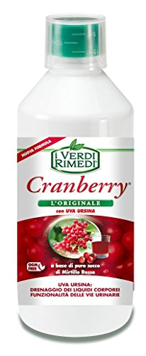 I Verdi Rimedi - Cranberry L\'Originale -Cranberry juice