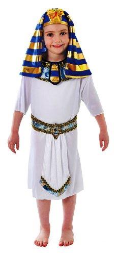 Kleid Kostüm Ägypten Griechisch römischen 4–9Jahre (Kleider Von ägypten)