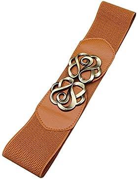 iShine cinturones de flores Moda