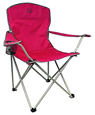 Highlander Folding Camp Chair - low-cost UK chair shop.