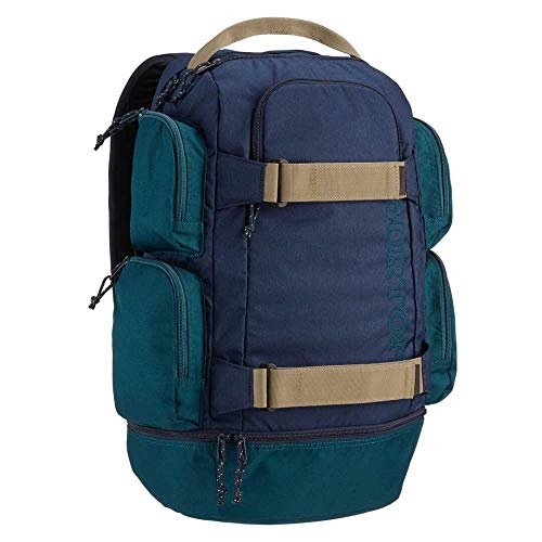 Burton Distortion Daypack, Dress Blue Heather -
