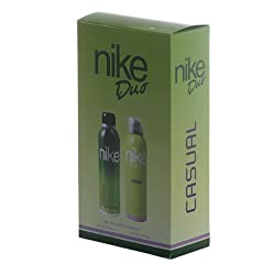Nike Casual Deodorant Duo Set for Unisex, 200ml (Pack of 2)