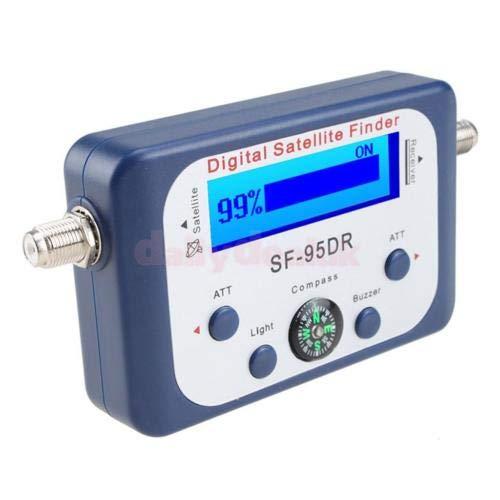 MG Universal Digital LCD Satellite Signal Finder Satfinder Sat Direc Tv Dish