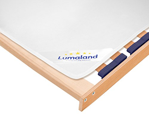 Lumaland Filzschoner für Lattenrost Matratzenunterlage Matratzenschoner 100 x 200 cm