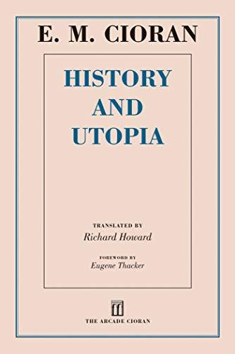 History and Utopia (English Edition)