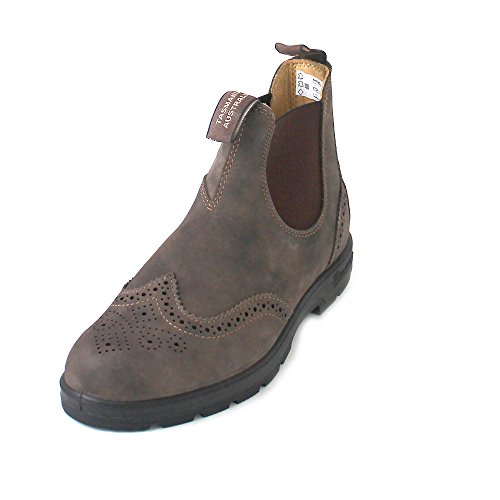 Blundstone 1471 Rustic Brown/Brogue, Größen:38.5