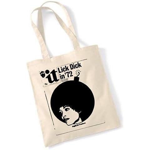 Essa 19giugno 1972, Angela Davis) Tote