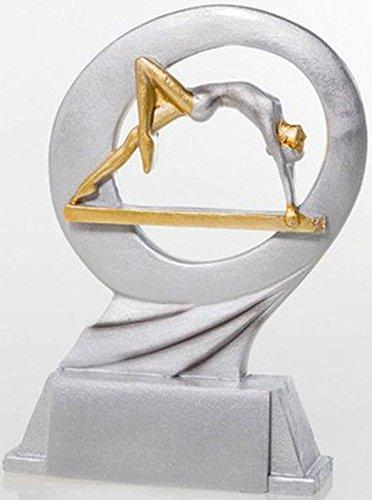 Emblem 25mm Stahl 40mm Medaillen Set Gold Silber Bronze Ski Biathlon Medaillenset