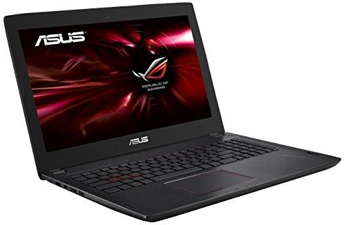 Asus ROG FX553VE-DM252T PC portable Gamer 15' Full HD Noir (Intel Core i5, 8 Go de RAM, Disque dur 1 To + SSD 128 Go, Nvidia GeForce GTX 1050 Ti, Windows 10)