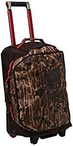 The North Face Rolling Thunder Backpack - Brown/Brunette Brown Catalog Print, 22-Inch