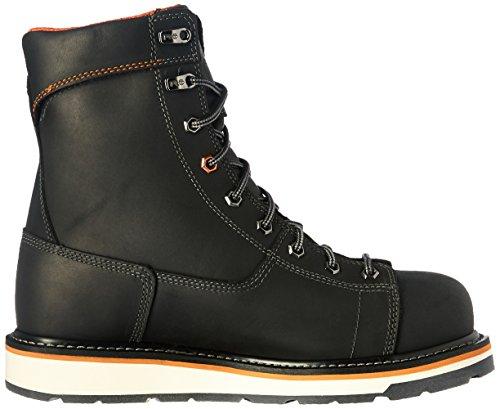 Timberland Pro Mens Gridworks Al WP Black Shoe  14 2E UK  Black