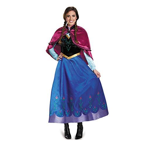 YaXuan Halloween Kostüme Cosplay Sexy Eis und Schnee Prinzessin Kleider Spiel Uniformen Mantel Party Kleid (Farbe : Photo Color, Größe : ()