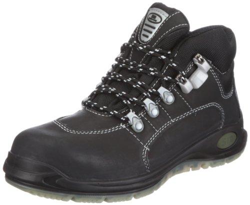 Segurança Senhor Platina Totalmente Plano S3 Src Laborais E De Segurança Sapatos 22,034,402 Homens - Preto / Preto