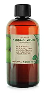 Olio di Avocado Vergine - Olio Vettore Puro al 100% - 100ml