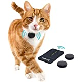 Loc8tor Tabcat Pack Tracker - Dispositivo di localizzazione wireless per animali domestici, gatti, gattini, più preciso del G