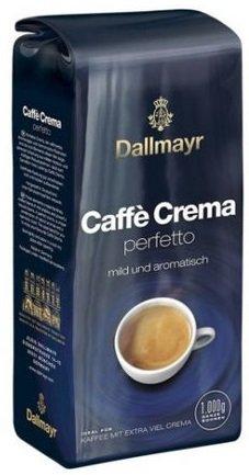 8x1Kg Dallmayr Caffè Crema Perfetto Kaffeebohnen