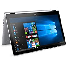 "HP Pavilion X360 2-in-1 FHD IPS 15.6"" Touchscreen Edge-To-Edge Display High Performance Laptop 