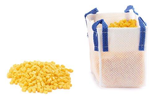 Preisvergleich Produktbild SIKU 5595 - Zubehörpackung Granulat gelb mit Big-Bag SIKUWORLD