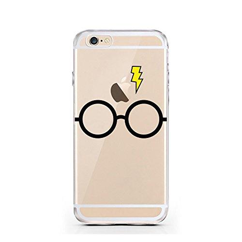 iPhone 5 5S SE Hülle von licaso® für das Apple iPhone 5S aus TPU Silikon Ein bisschen Dick is nicht so slim! Vögelchen Dickie Muster ultra-dünn schützt Dein iPhone 5SE & ist stylisch Schutzhülle Bumpe Color HP