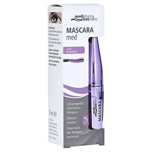 medipharma cosmetics Mascara med Curl & Volume, 7 ml