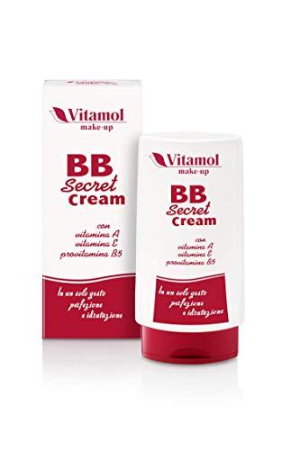 Vitamol BBSecret Cream Fondotinta con vitamina A-E e provitamina B5 50ml