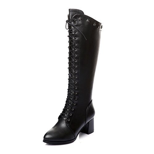 Nine SevenKnee-high-boots - Stivali donna Black