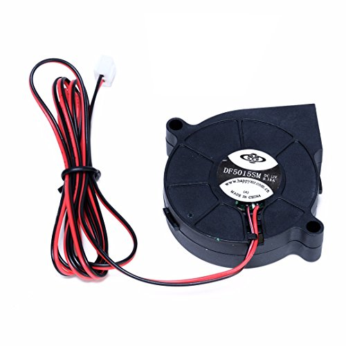 DC 3D Drucker Kühlung Fan - 50mm (12v)