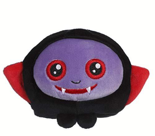 Gipsy squishimals Vampire Peluche, 70893, Negro, 10cm