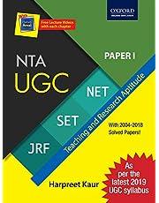 2019 NTA UGC(NET/SET/JRF)PAPER-I/HARPREET KAUR