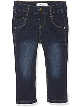 NAME IT Baby-Jungen Jeans Nittax Reg/Slim DNM Pant Mini Noos