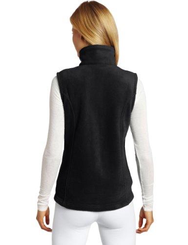 Columbia donna Benton molle Vest Black