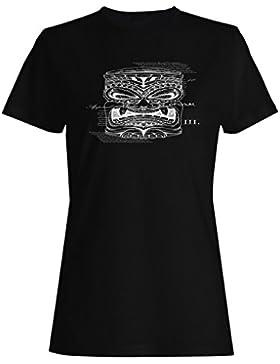 Diseño Divertido Del Nuevo Grunge camiseta de las mujeres i948f